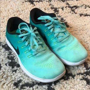 Nike Free Run RN Ombré Sneakers